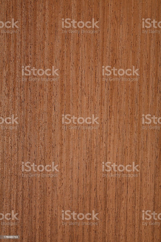 Wood texture - Padauk stock photo
