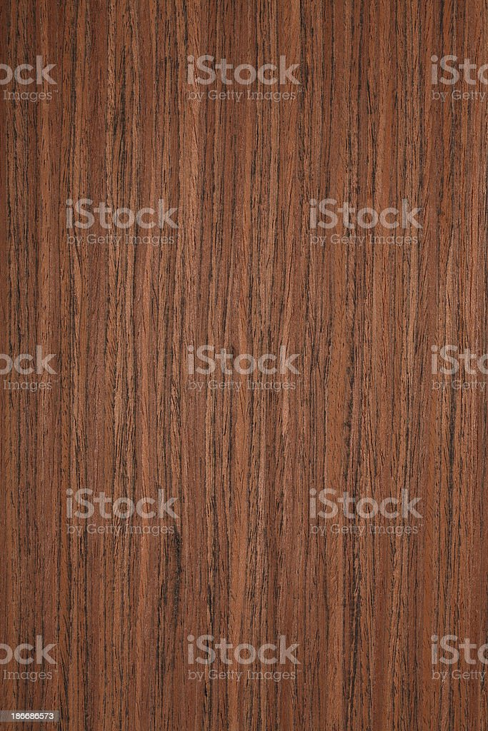 Wood texture - Palisander royalty-free stock photo