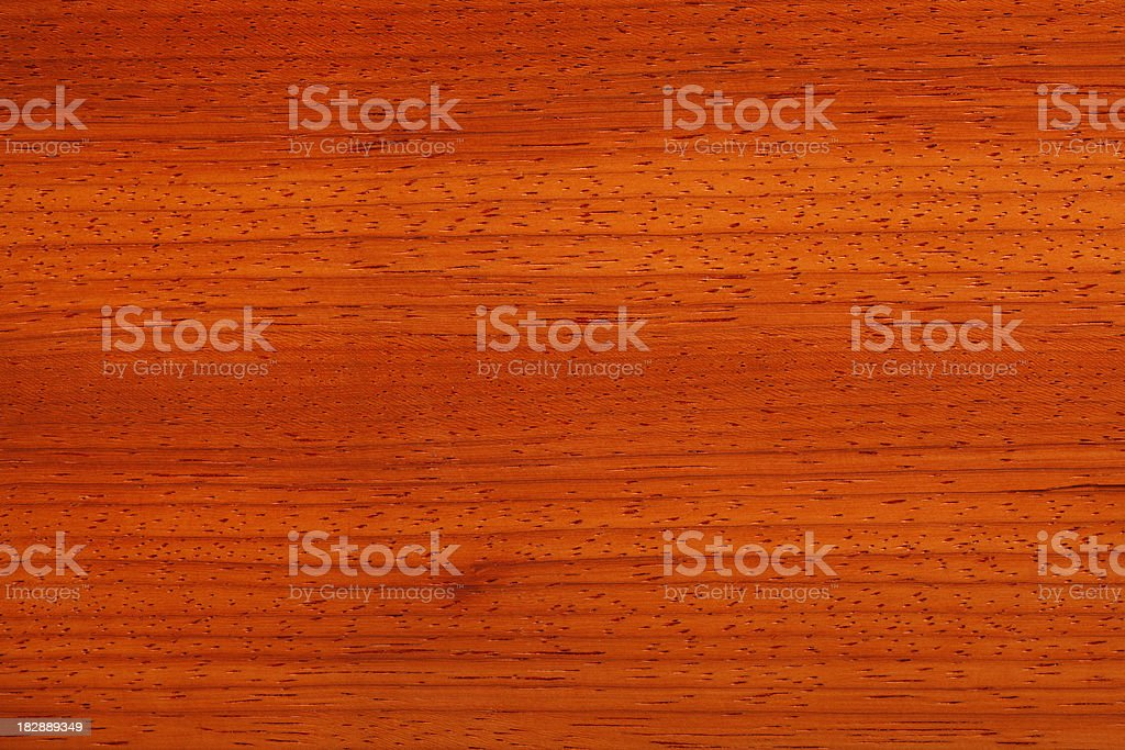 Wood Texture ( African Padauk Lumber ) stock photo