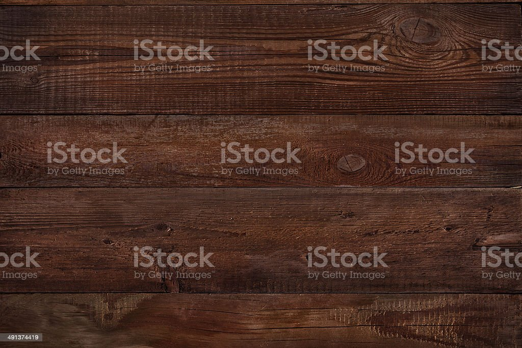 wood texture plank grain background, wooden desk table or floor stock photo