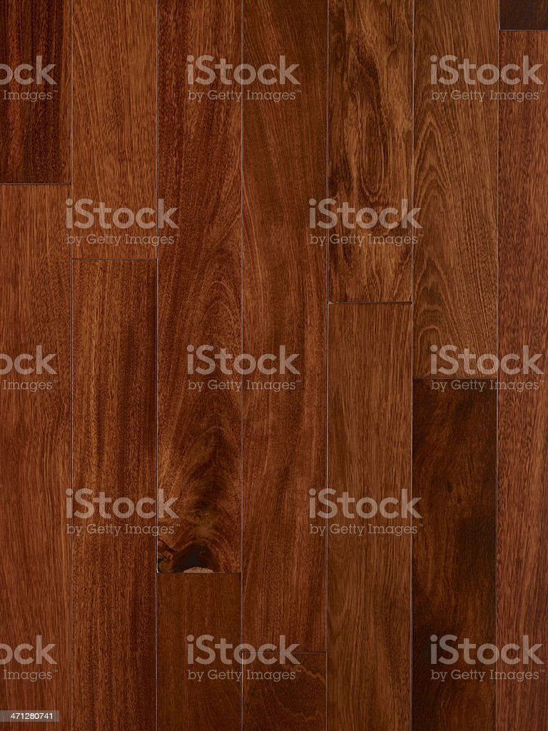 Wood  texture Pyinkado stock photo