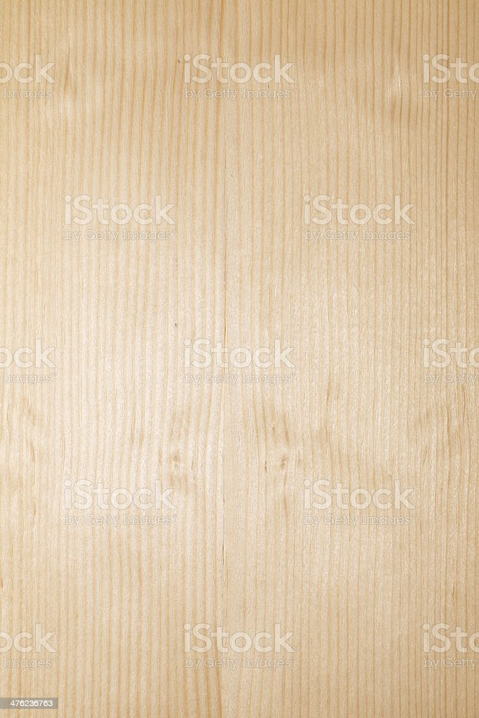 Wood texture - Spruce royalty-free stock photo
