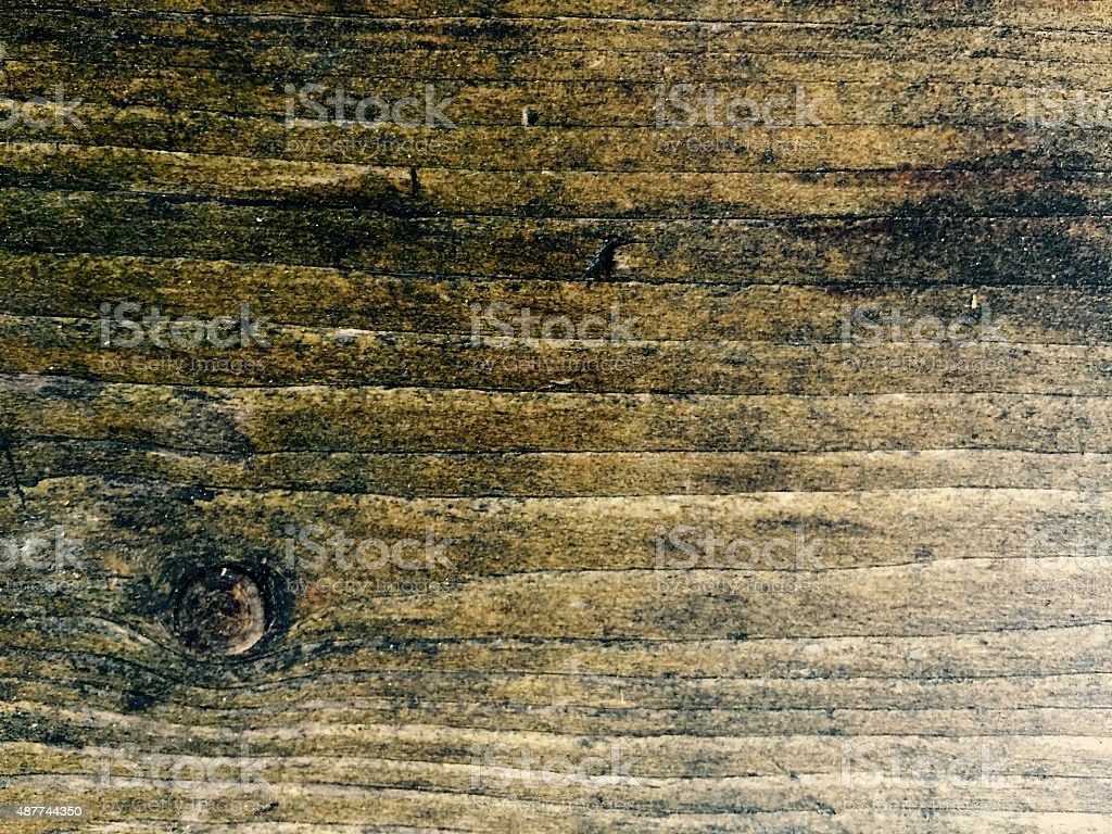 Wood Texture with knot royalty-free stock photo