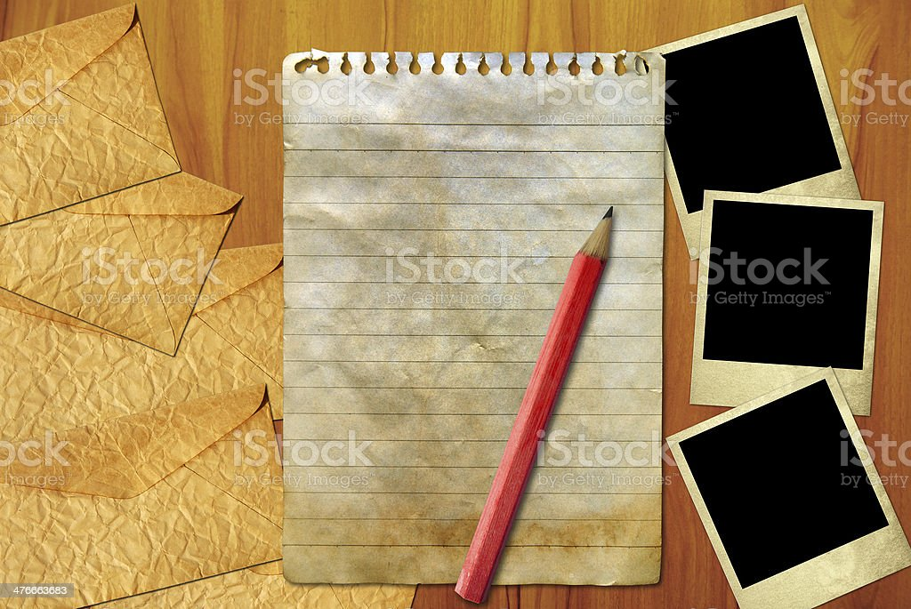 Wood texture with natural patterns royalty-free stock photo