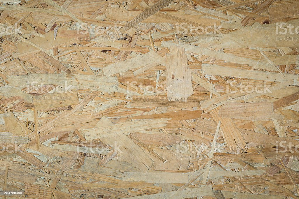 Wood texture. Wood background.Wood Particle Board. stock photo