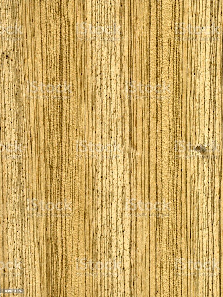 Wood Texture (Zebrano) XXL stock photo