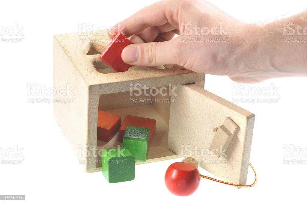 wood toy holzspielzeug für kinder stock photo 182784713 | istock - Holzspielzeug Fur Kinder