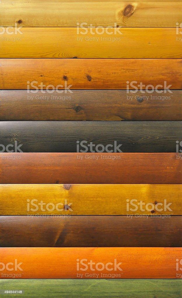 Wood Varnish stock photo