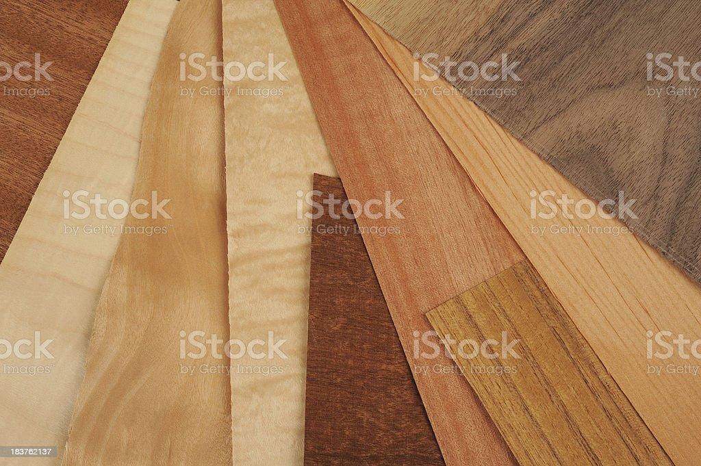 wood veneer royalty-free stock photo