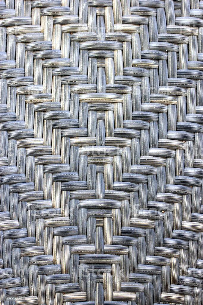 Wood Weave background. royalty-free stock photo
