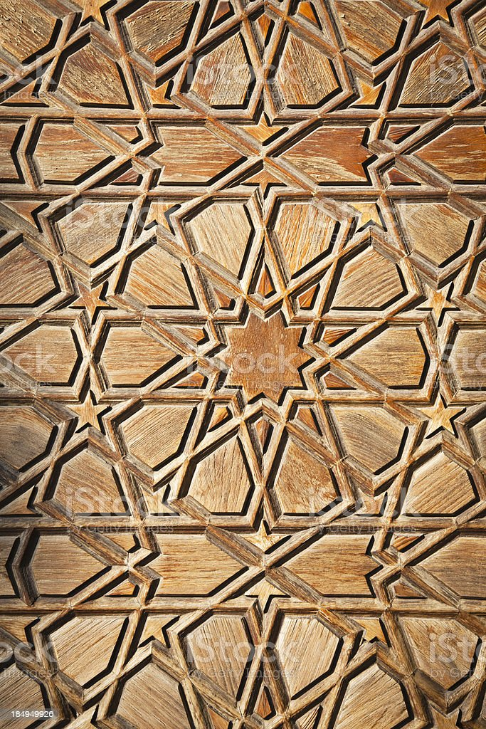 Wood work royalty-free stock photo