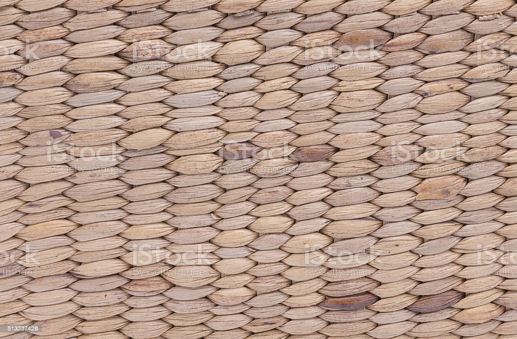 Wood,bamboos wicker texture background stock photo