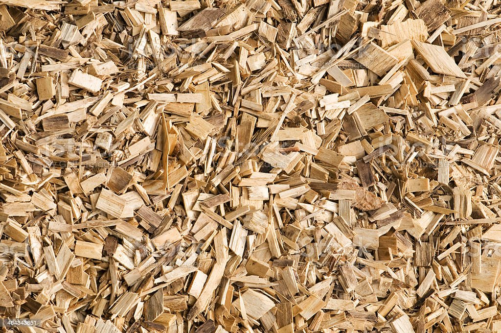 Woodchip background royalty-free stock photo