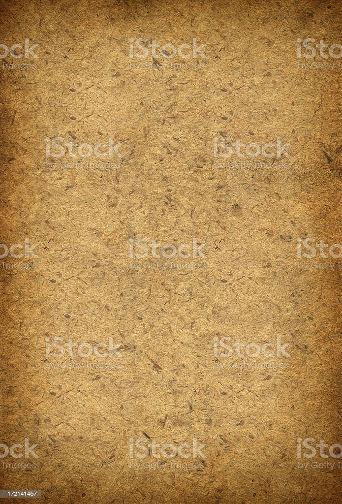 Woodchip Paper royalty-free stock photo