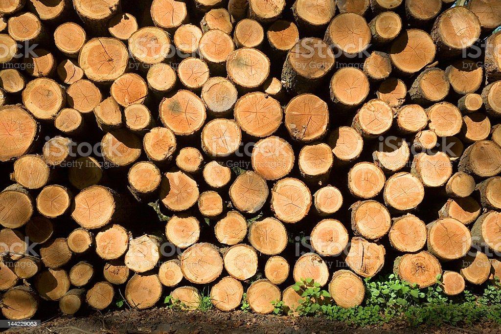 Woodcut royalty-free stock photo