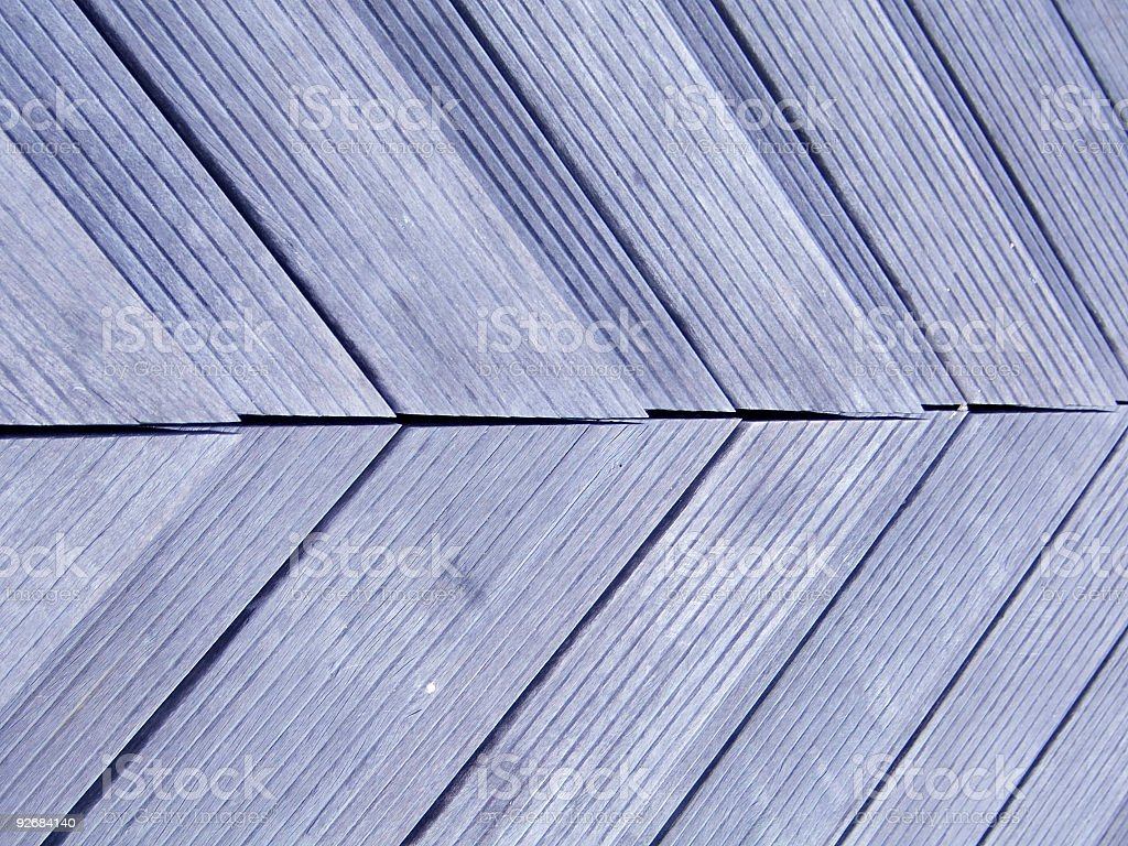 Wooden arrow royalty-free stock photo