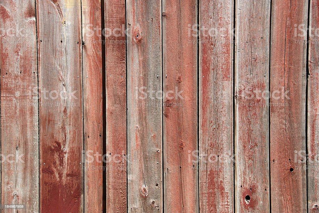 Wooden Barn Planks royalty-free stock photo