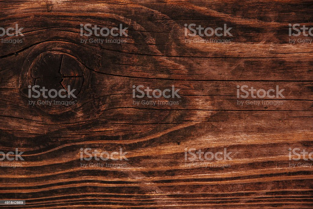 Wooden board as a background stock photo