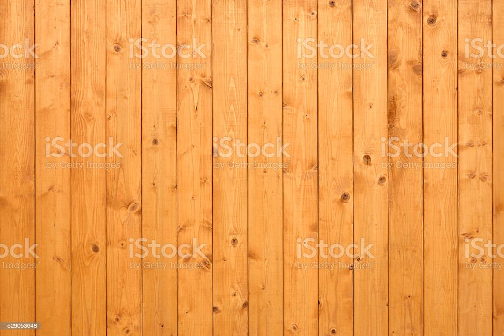 Wooden board wall background stock photo