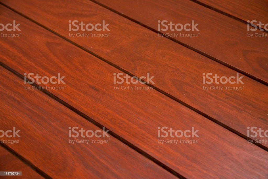 Wooden boards royalty-free stock photo