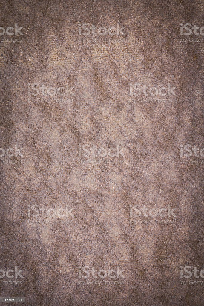 Wooden bulletin board royalty-free stock photo