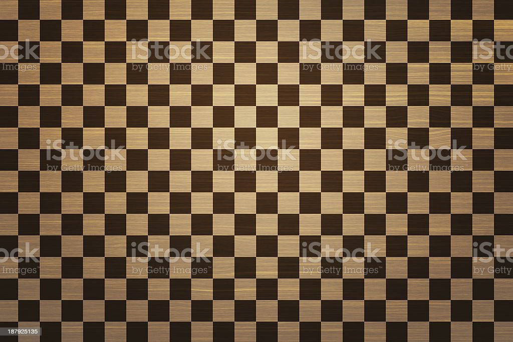 Wooden Chess Board Texture royalty-free stock photo