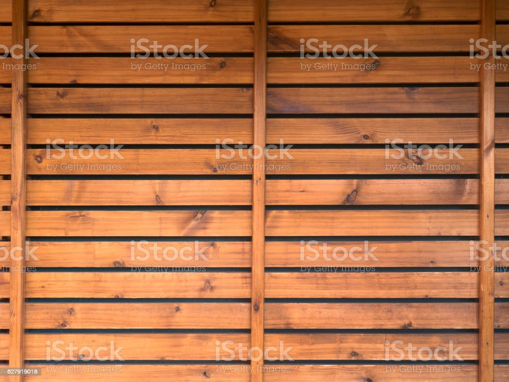 Wooden door and window shutter for background texture stock photo