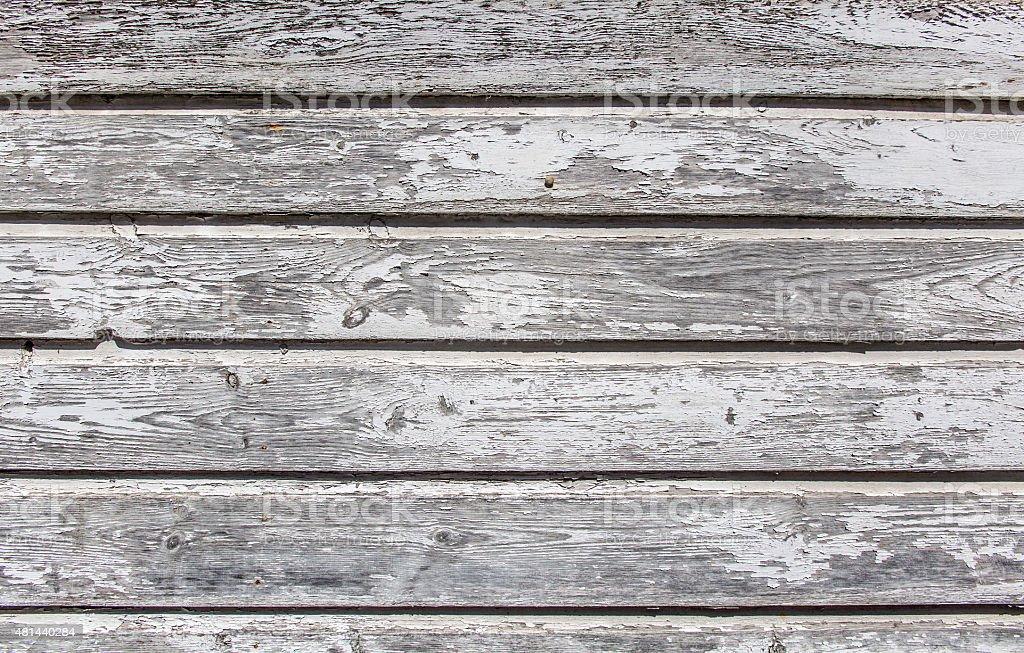 Wooden fence panels background stock photo