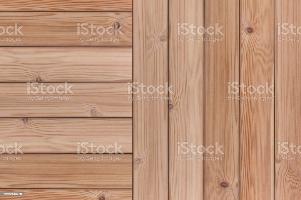 Wooden fence. stock photo