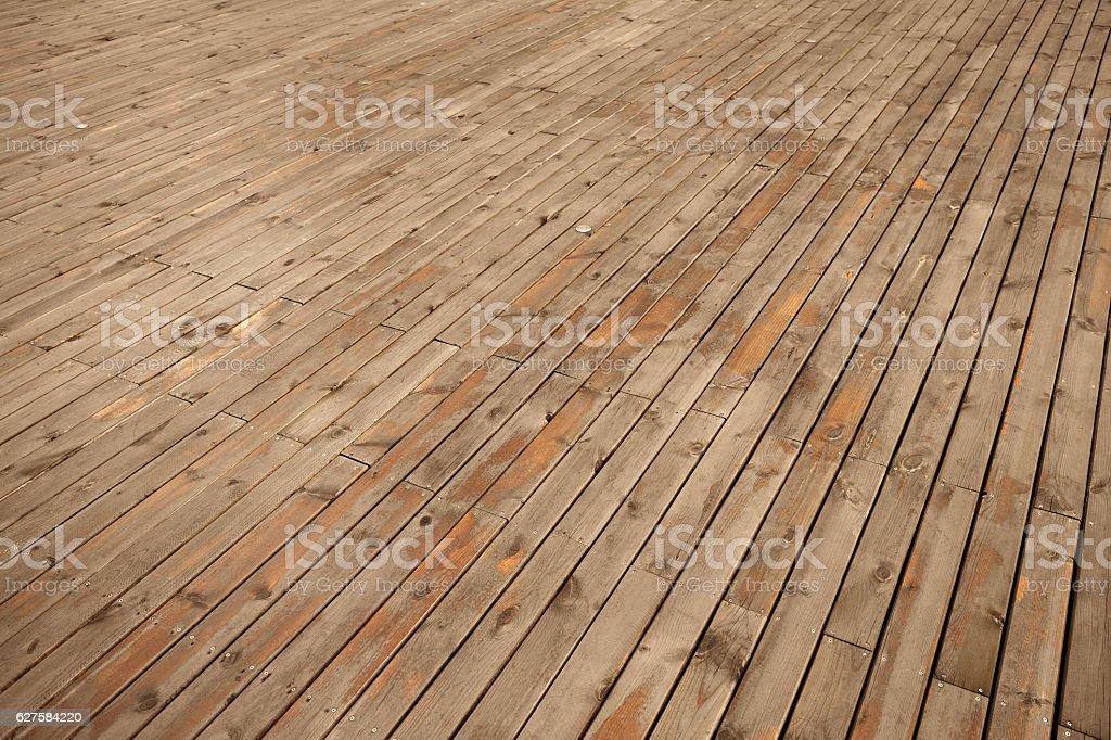 Wooden floor background textured stock photo