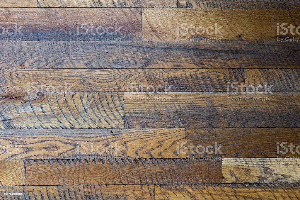 Wooden Floor Detail stock photo