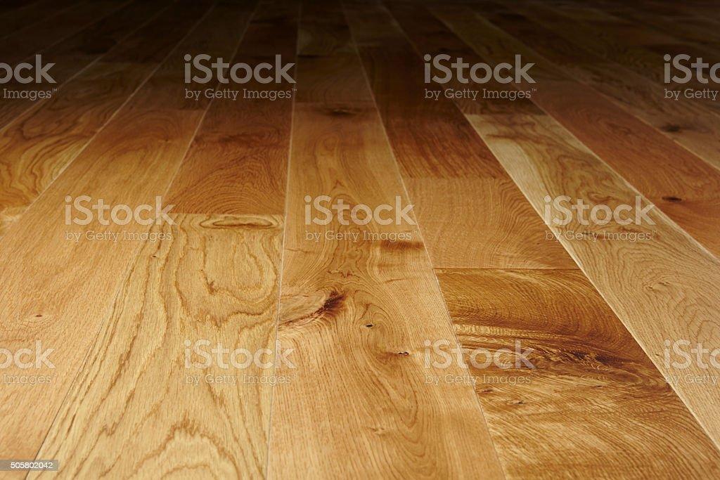 Wooden floor. stock photo