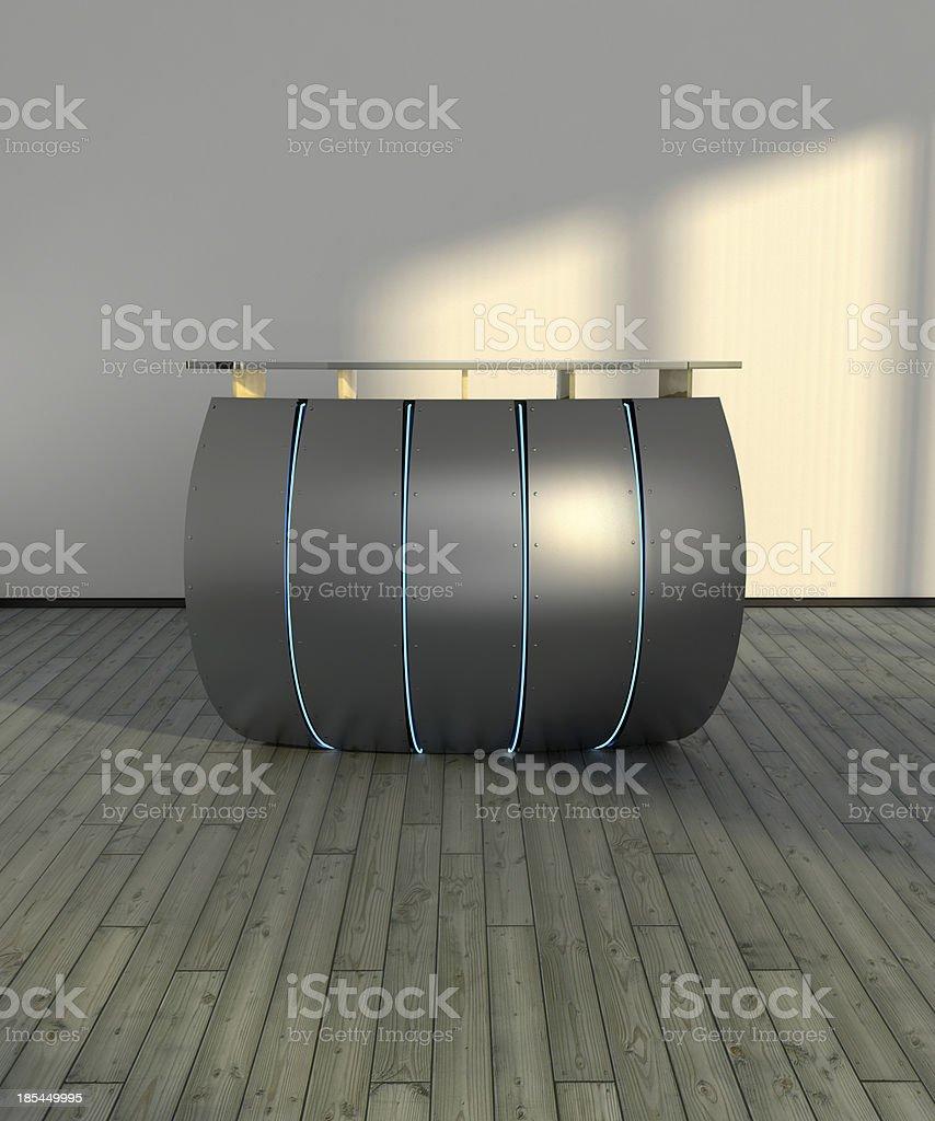 wooden flooring royalty-free stock photo