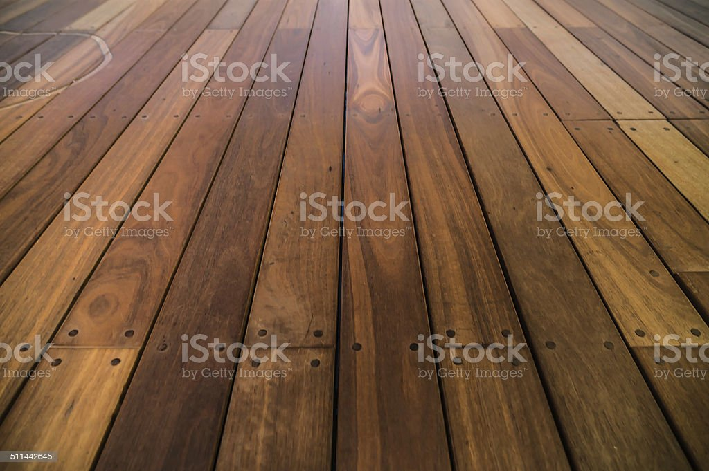 Wooden floors royalty-free stock photo