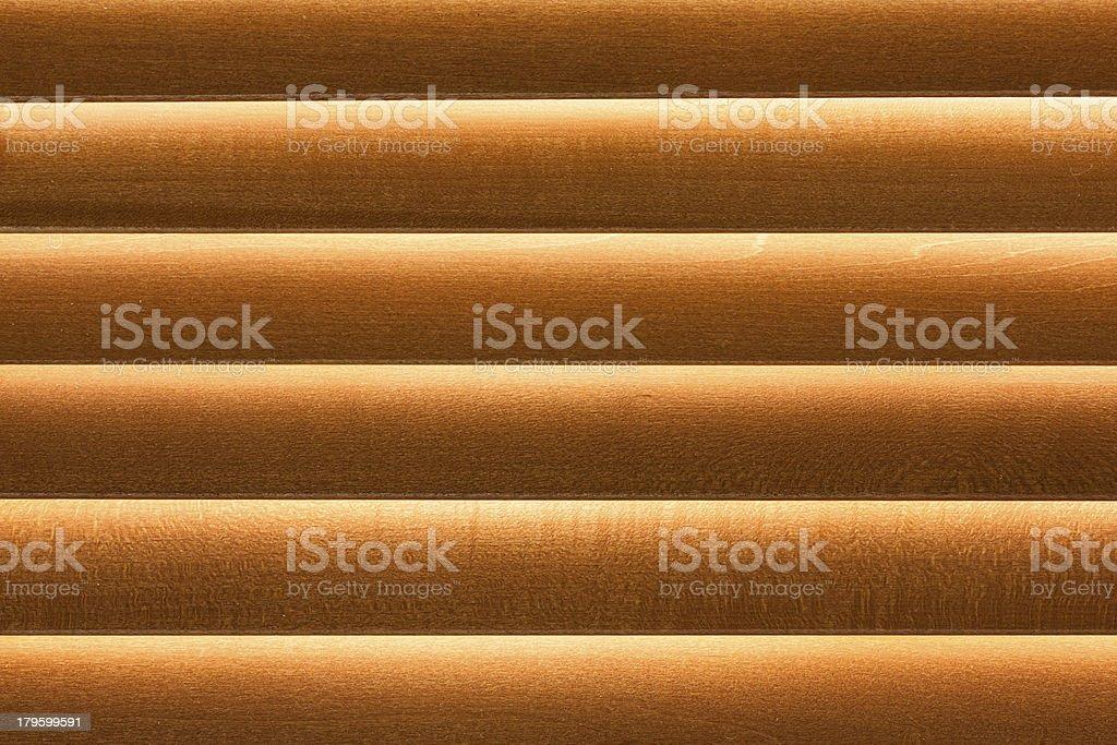 wooden jalousie royalty-free stock photo