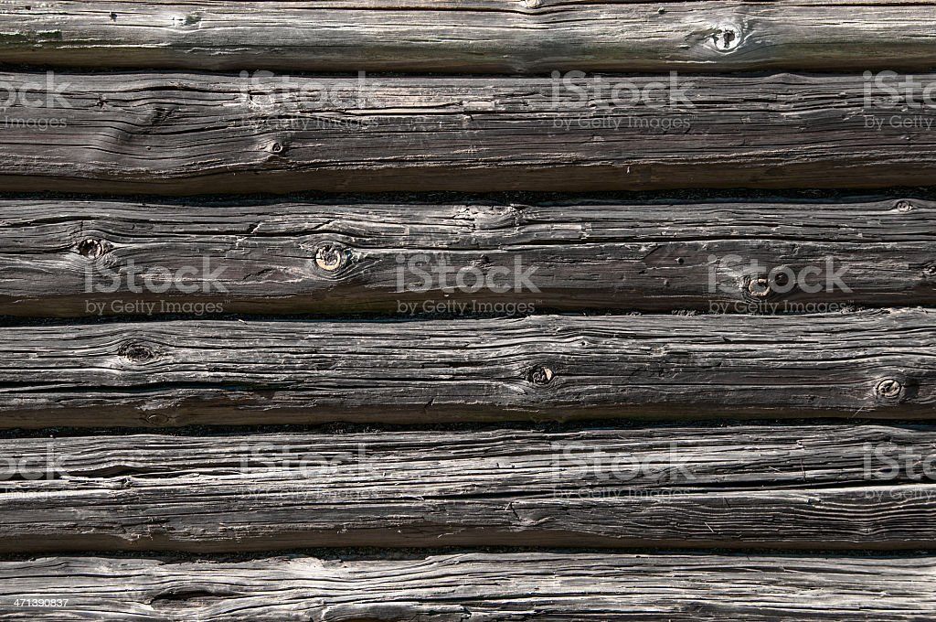 wooden logs background royalty-free stock photo