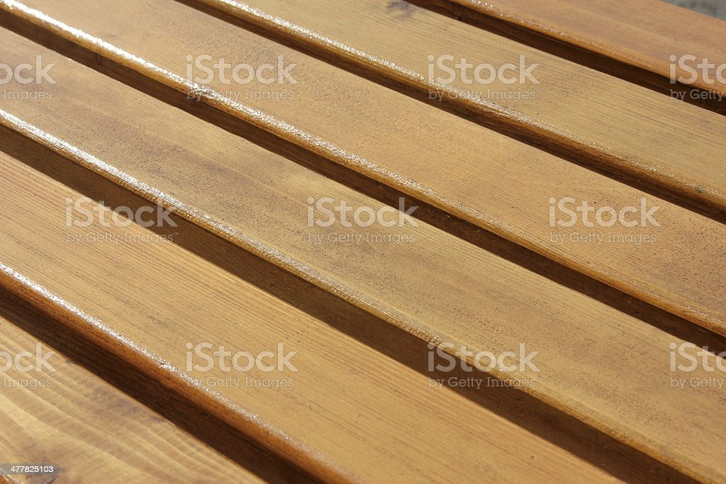 Wooden panels royalty-free stock photo