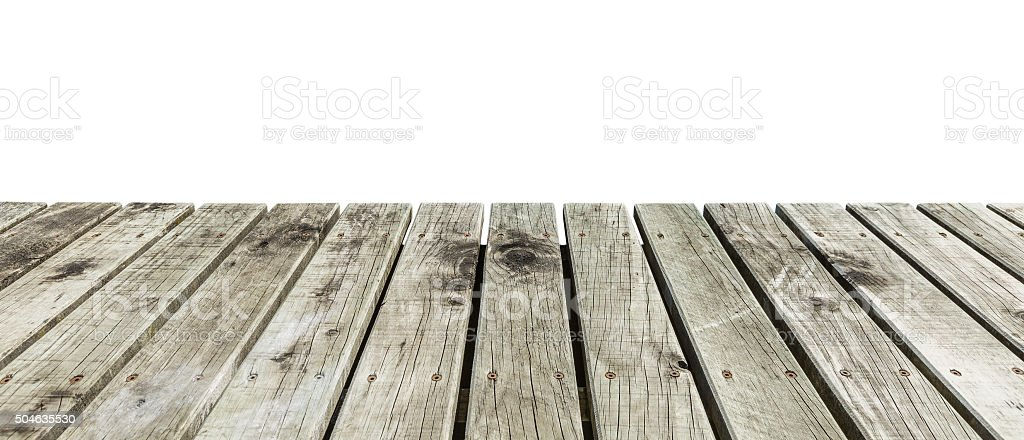 wooden pier stock photo