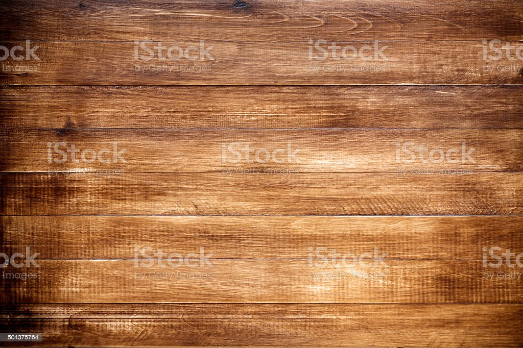 Wooden Plank Background stock photo