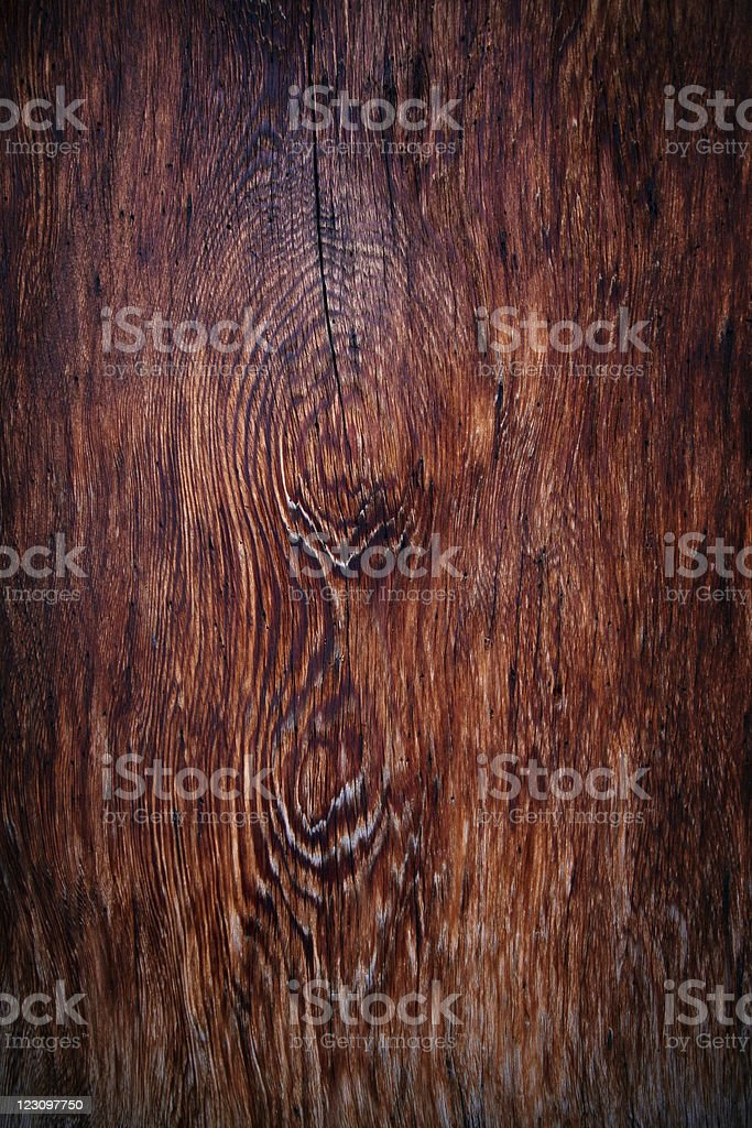 Wooden plank stock photo