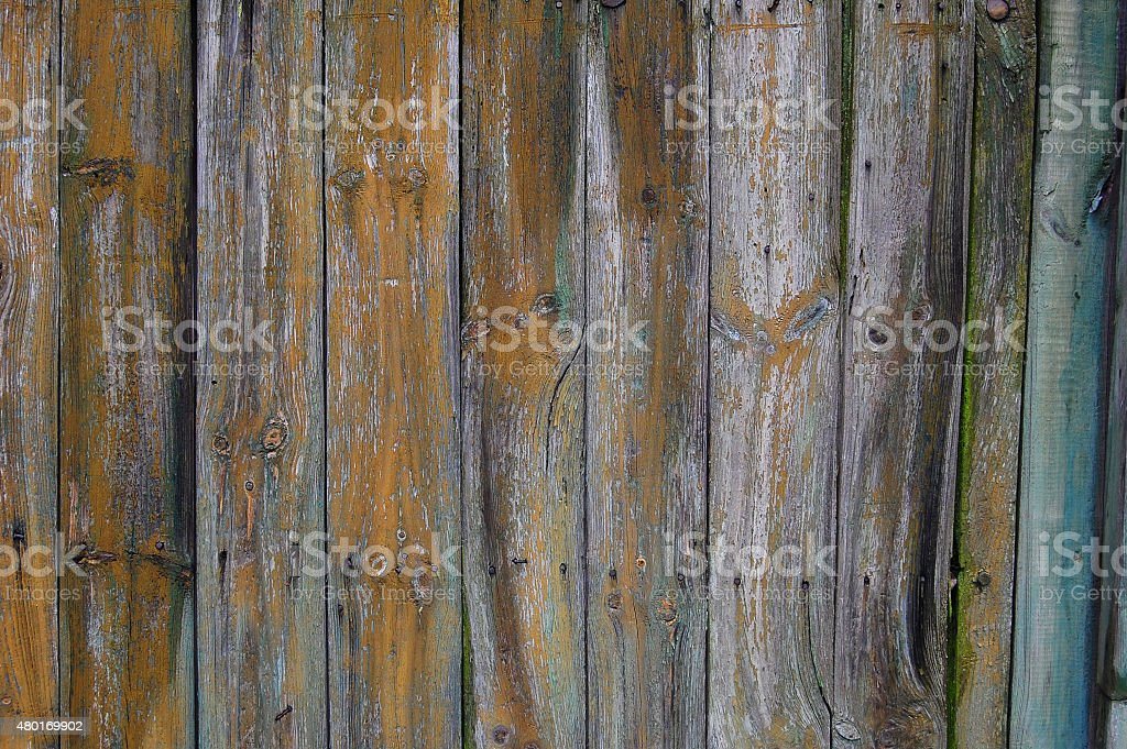 wooden planks stock photo