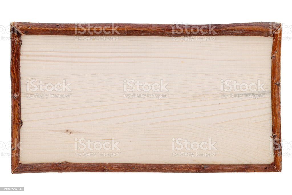 wooden sign board stock photo