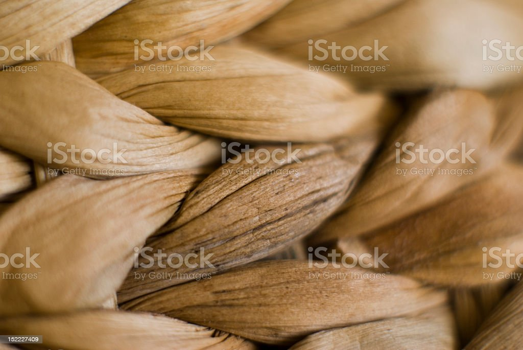 Wooden stitch royalty-free stock photo