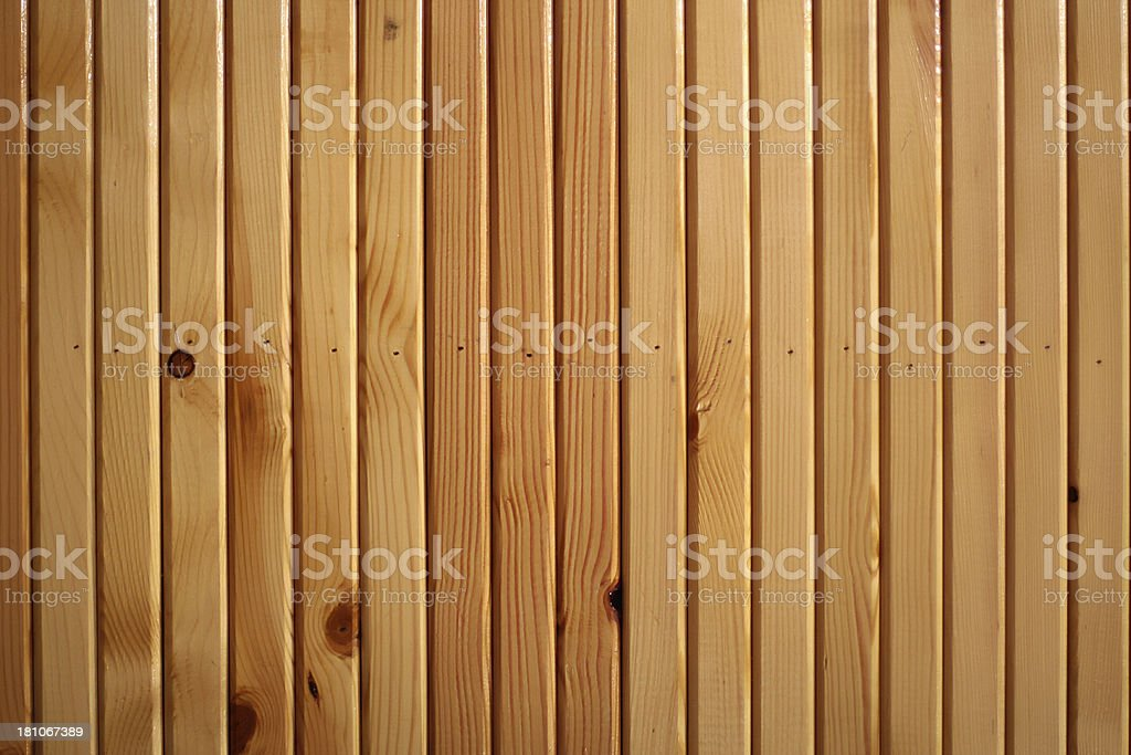 Wooden strips vertical royalty-free stock photo