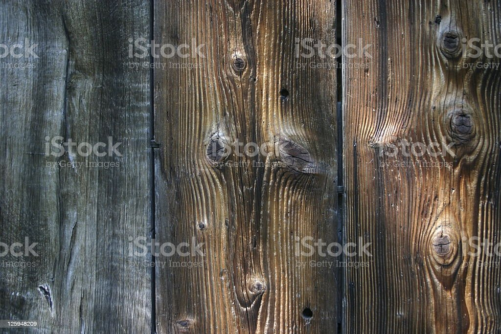 Wooden structures stock photo