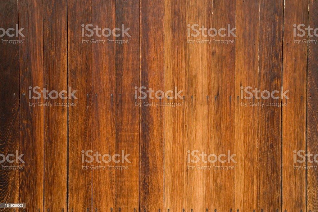 A wooden surface A wooden wall A table royalty-free stock photo