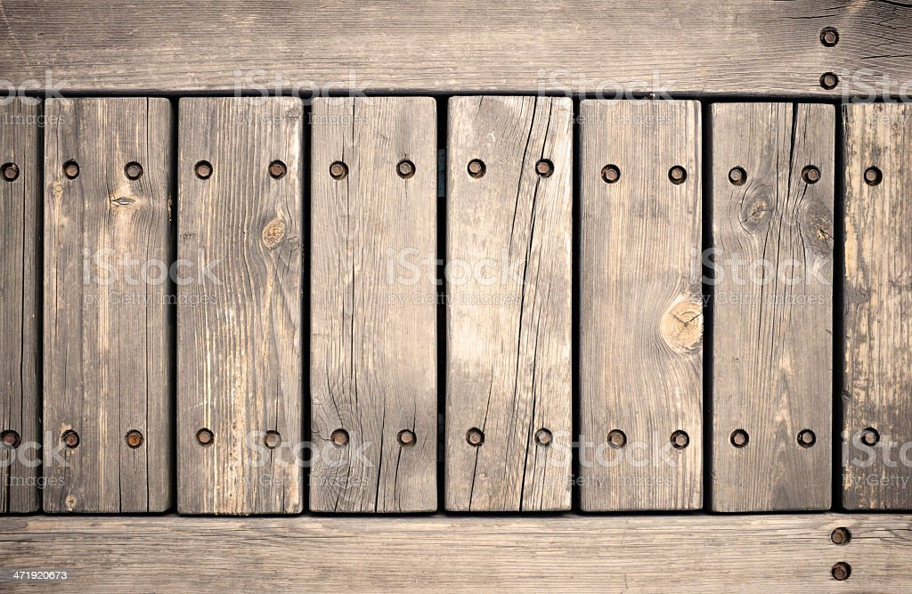 Wooden Table Texture royalty-free stock photo