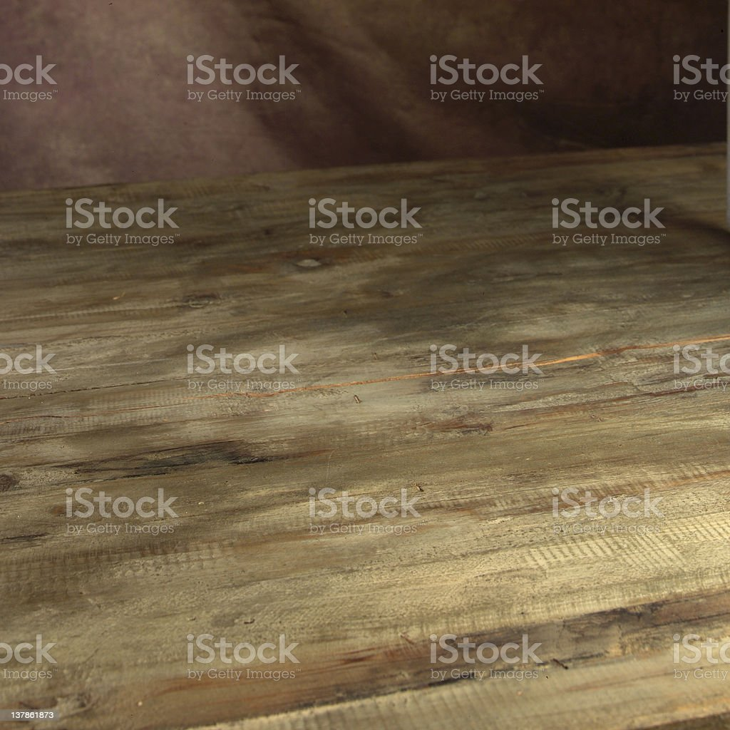 Wooden Table Top royalty-free stock photo