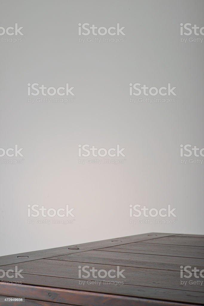 Armado de madera con fondo foto de stock libre de derechos