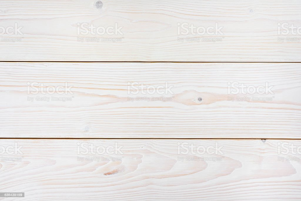 Wooden texture background from bleached panels stock photo